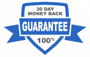 Agile Training - Money Back Guarantee badge